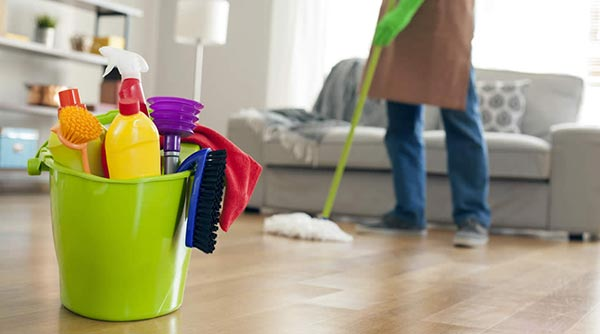 Hire A Residential Cleaning Service